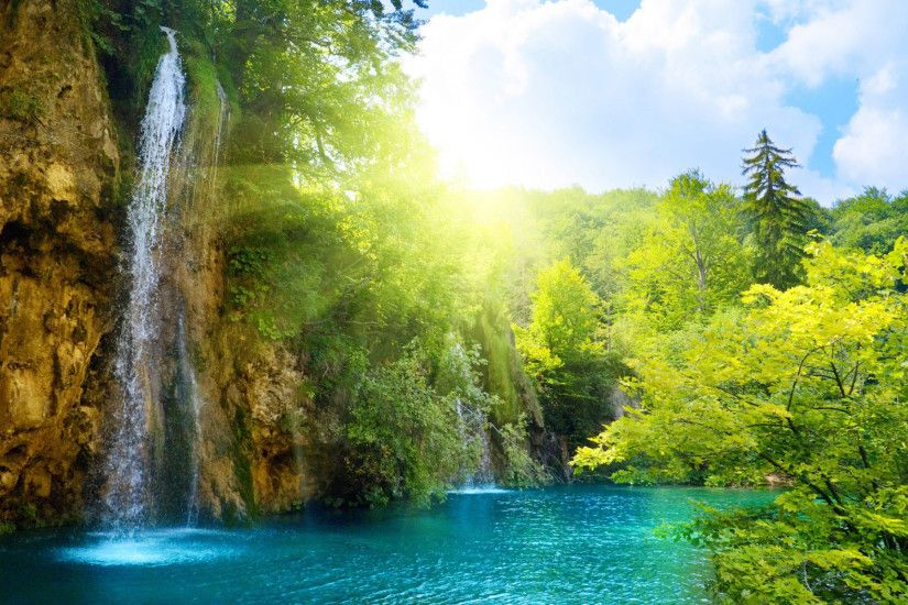 Heavenletter #4251 What a Beautiful World. Beautiful WaterfallsFamous  WaterfallsNatural WaterfallsDesktop WallpapersHd ...