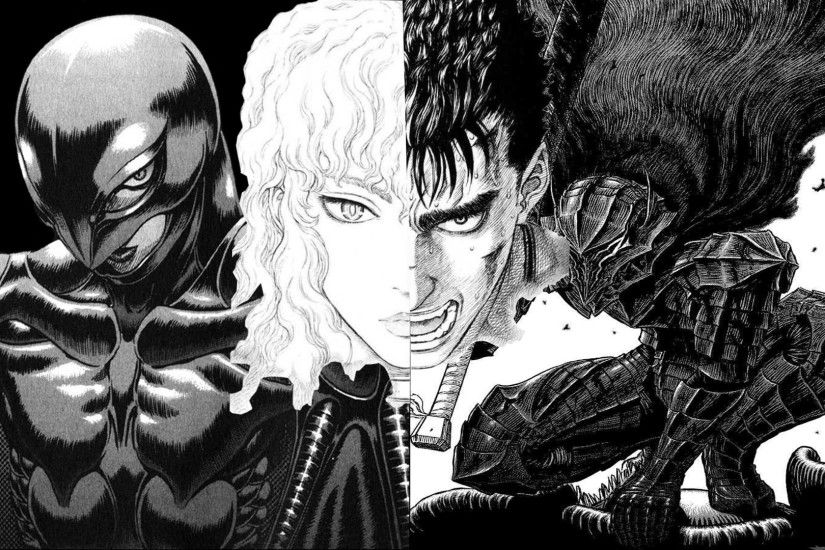 iPhone 4 - Anime/Berserk - Wallpaper ID: 328175 ...
