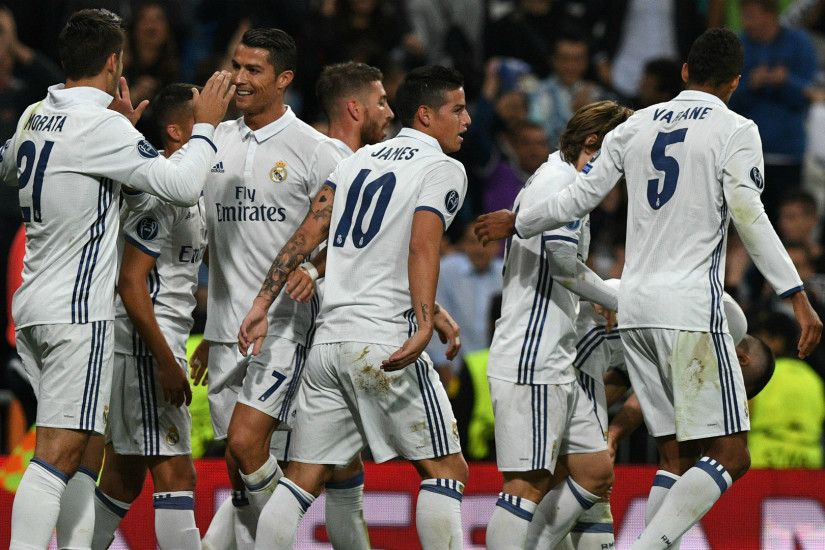 Zidane's inspired changes rescue Real Madrid as Ronaldo & Morata leave it  late
