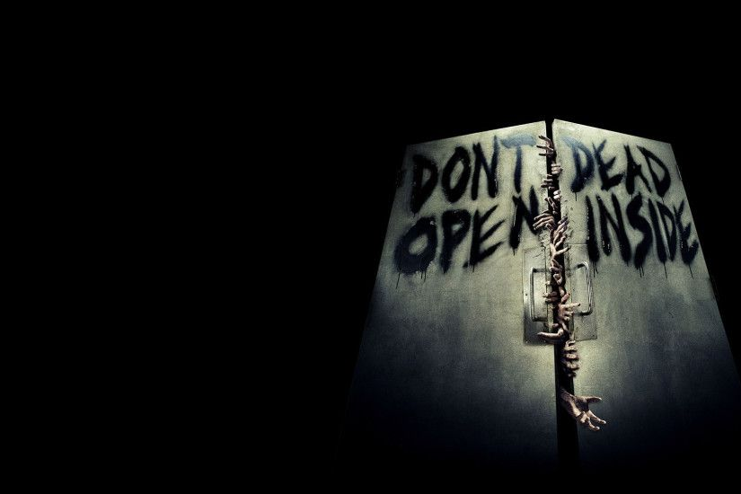Dead Inside - Walking Dead Wallpaper