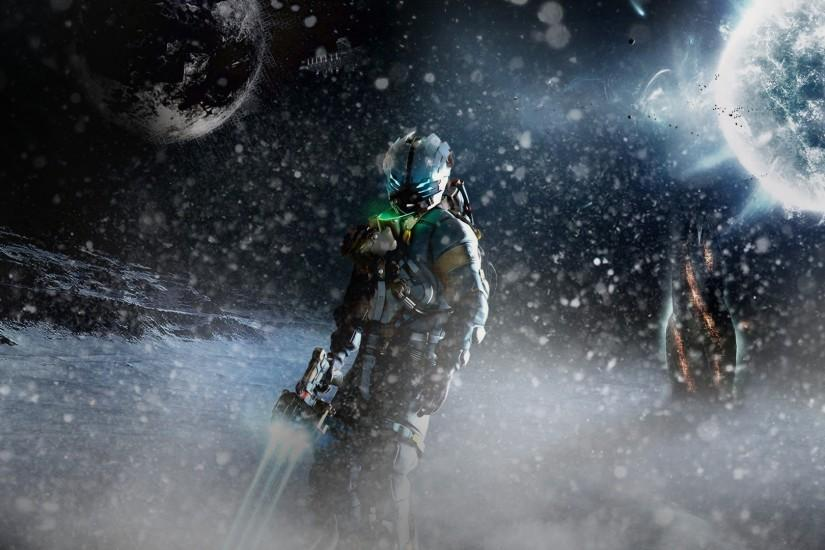large dead space wallpaper 1920x1080 for hd 1080p