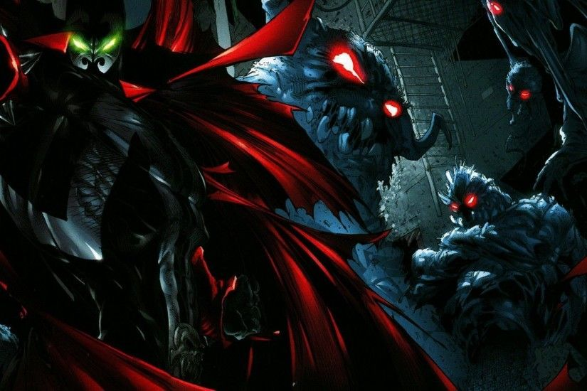 Spawn [4] wallpaper