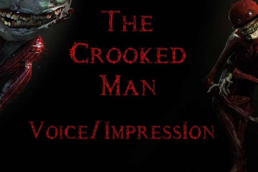 """The Crooked Man"" Voice/Impression (The Conjuring 2) - YouTube"