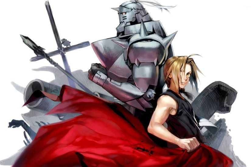 Here you can see some awesome Fullmetal Alchemist wallpaper we have picked  for you to decorate your desktop.