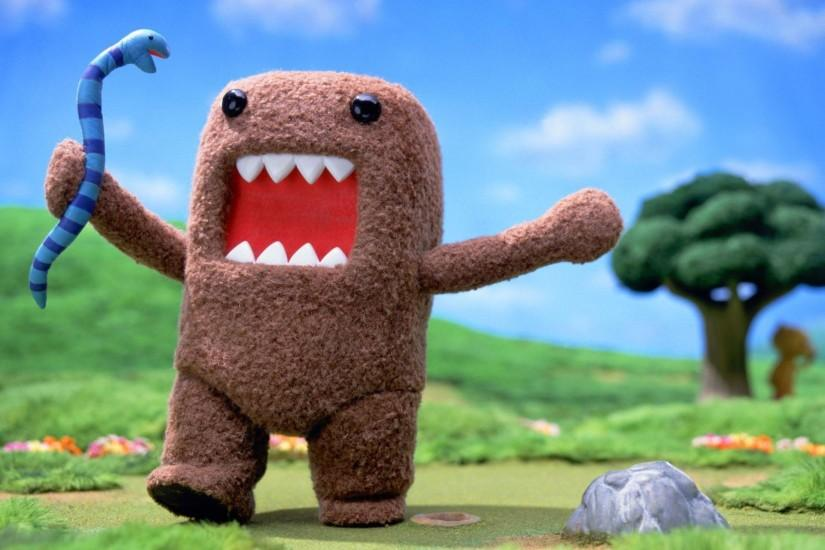 Domo Desktop HD Wallpaper