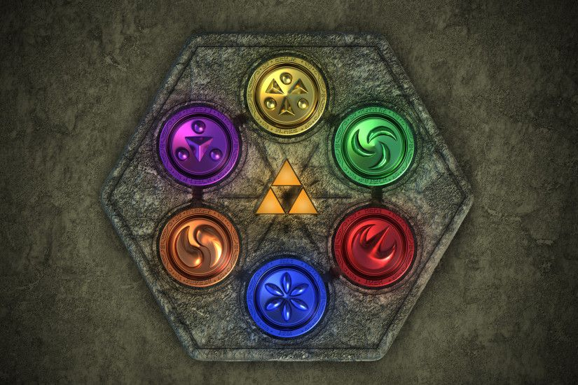Medallions of the Sages by magicwaffles123 on DeviantArt