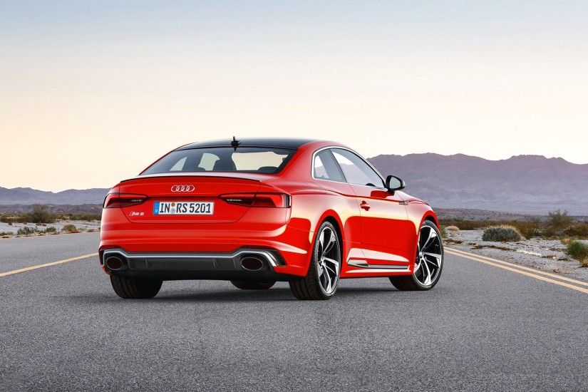 2018 Audi Rs5 V2 Hd Car Wallpaper