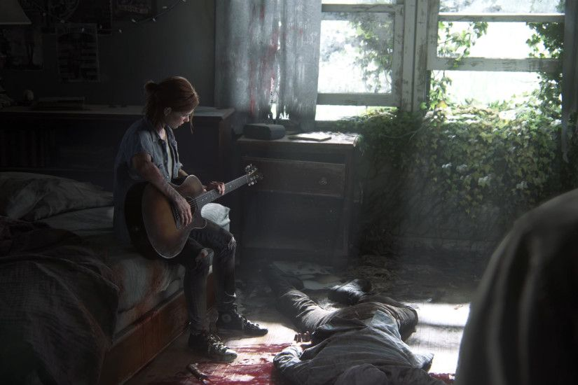 Ellie The Last of Us Part II · HD Wallpaper | Background ID:777105