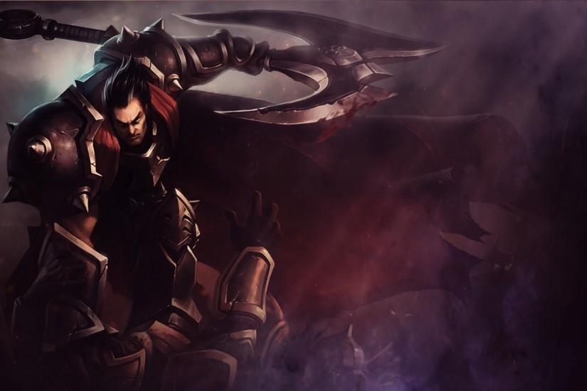 Darius - League Of Legends Wallpaper 732438 ...