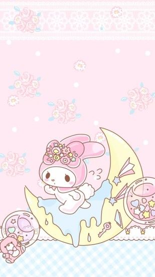 Explore My Melody Wallpaper, Iphone 6 and more!