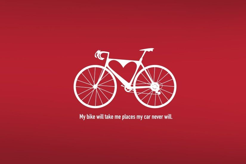 Cycling Wallpaper for Desktop.