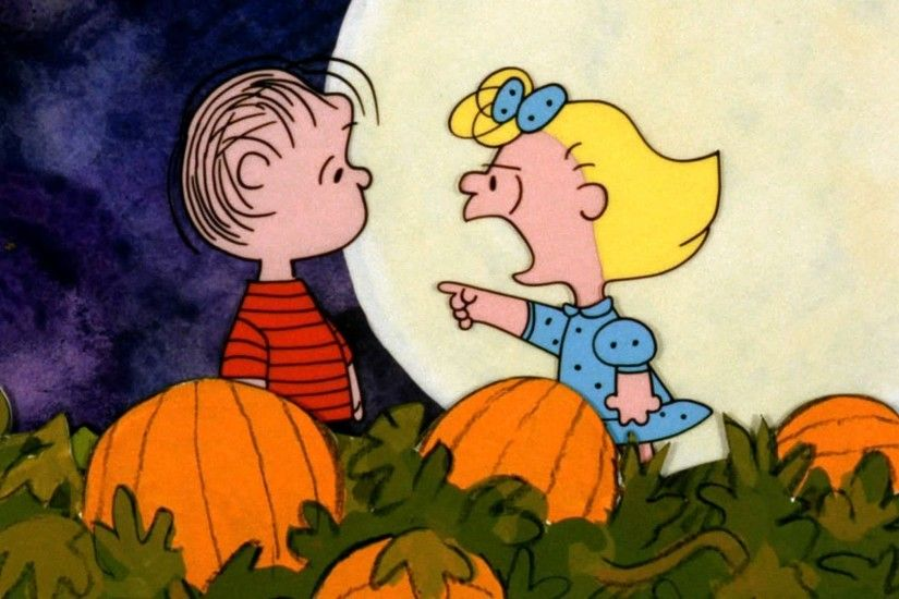 Great Pumpkin Charlie Brown HD Wallpapers.