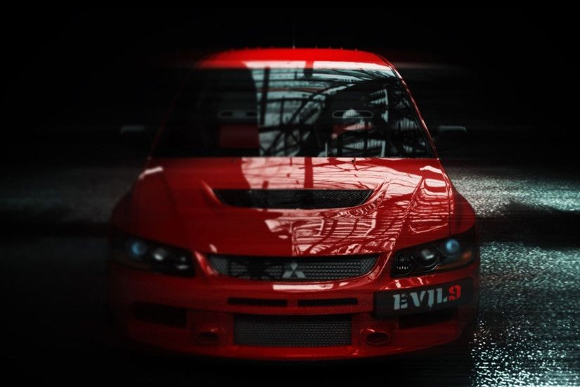Red Evo Wallpapers 1920x1080.