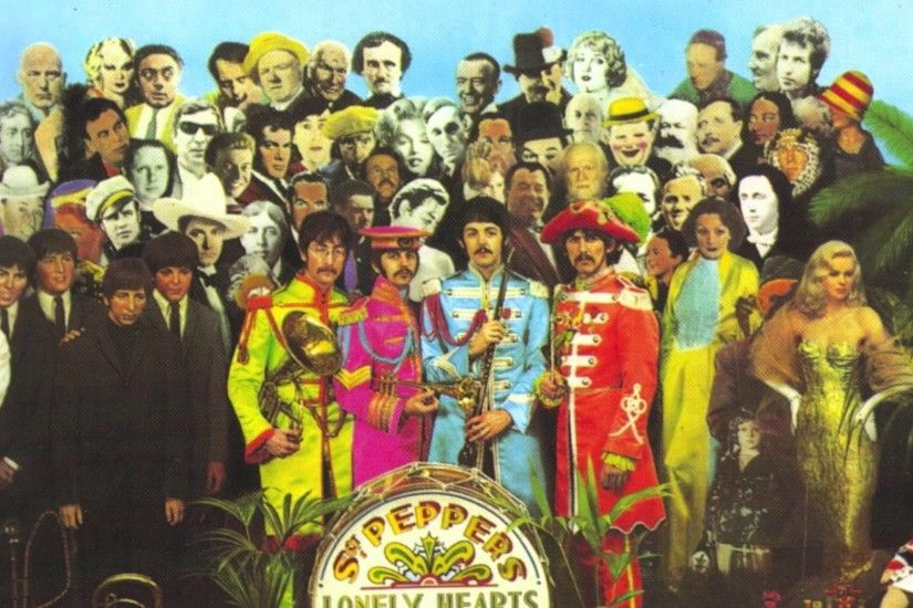 Sgt. Pepper wallpaper : beatles ...
