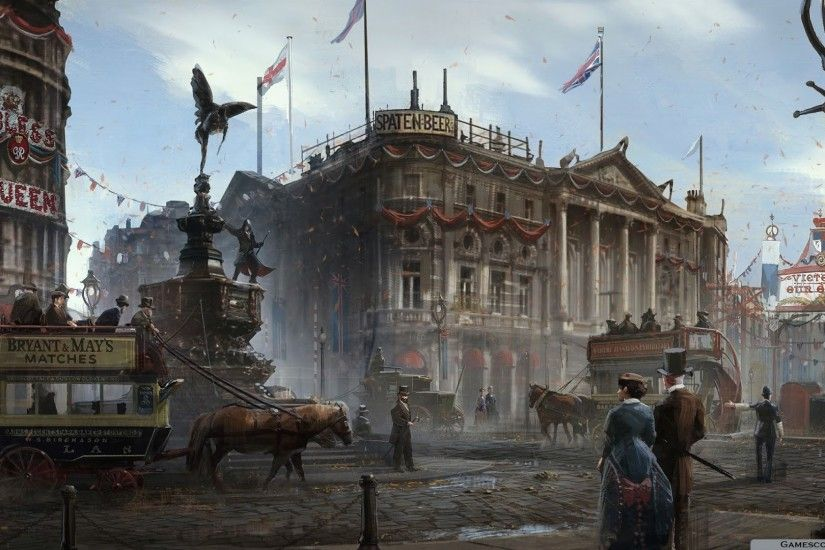 Assassin's Creed Syndicate London HD Wallpaper 2560x1440 ...