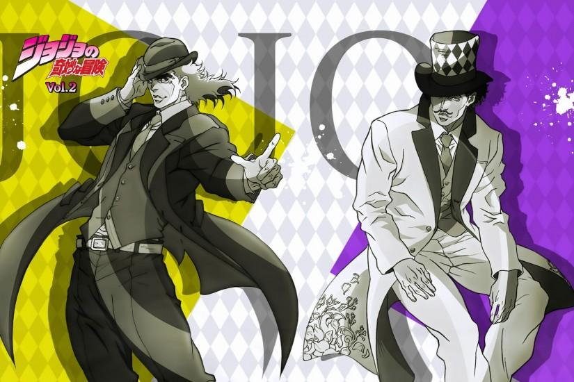 JoJo's Bizarre Adventure Community • View topic - JJBA wallpapers .