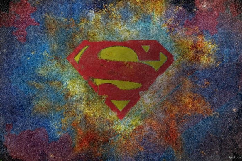 25 best ideas about Superman Logo Wallpaper on Pinterest .