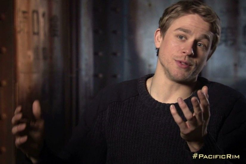 Charlie Hunnam and Idris Elba talk about the making of Pacific Rim | Cultjer