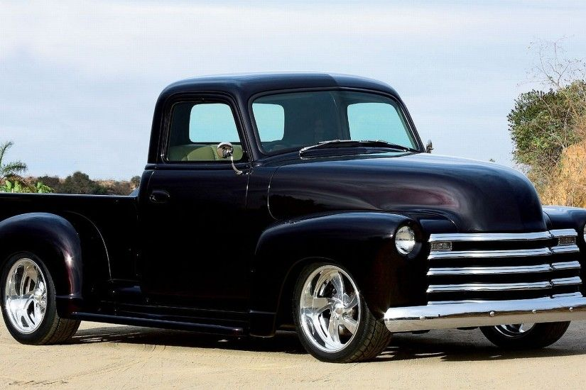 1920 Chevy Truck | 1950 Chevy Truck Widescreen Wallpaper - #6496