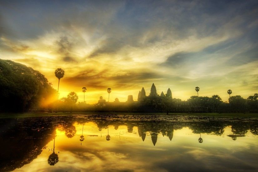 ... angkor wat background full hd desktop wallpapers hd images ...