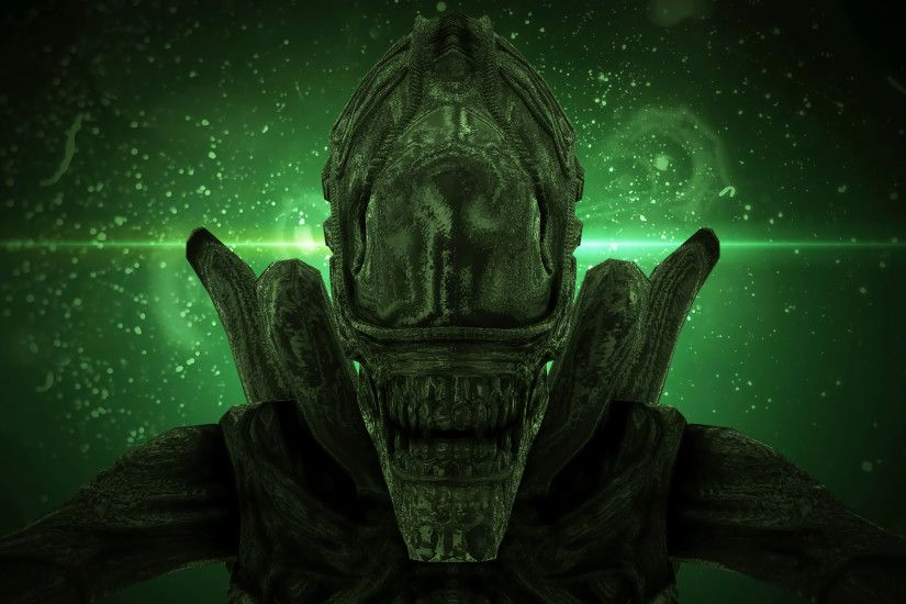 Movie - Alien: Covenant Xenomorph Wallpaper