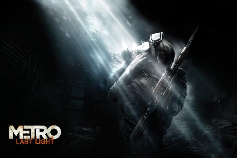 HD Wallpaper | Background ID:325996. 1920x1200 Video Game Metro: Last Light