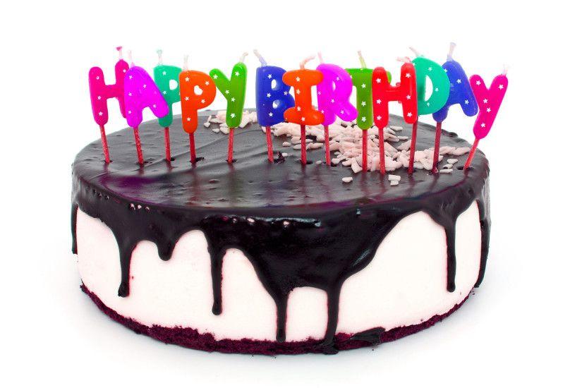 Wallpaper Happy Birthday Cake Wallpapertag