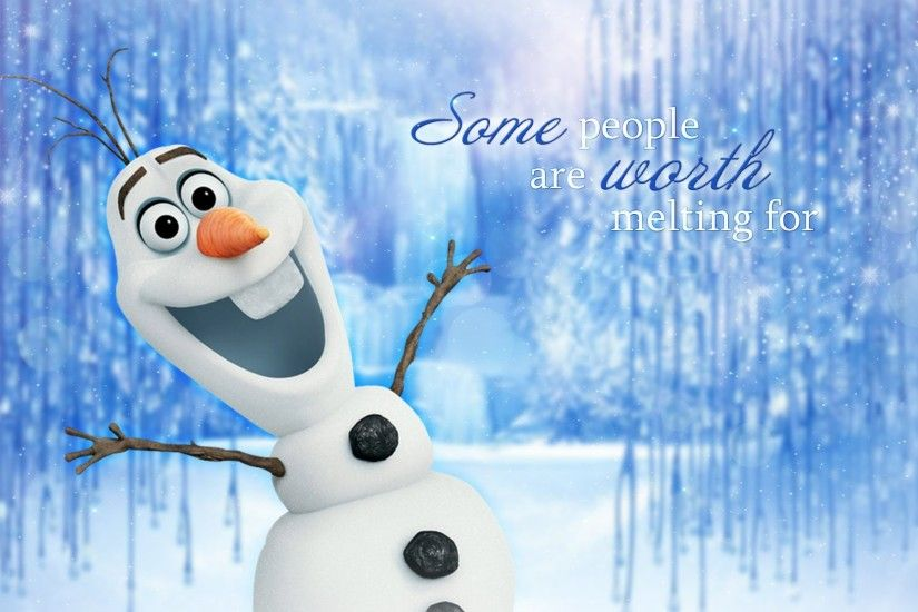 olaf wallpapers olaf and sven hd