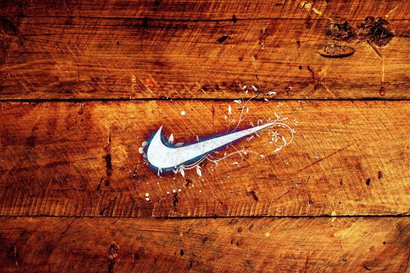 hd pics photos best nike logo abstract on wood hd quality desktop  background wallpaper