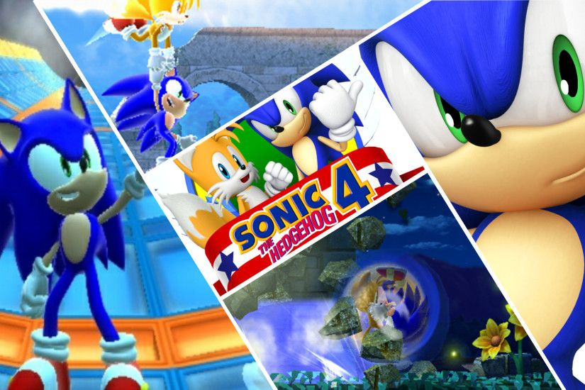 ... 4 Sonic the Hedgehog 4: Episode II HD Wallpapers | Backgrounds .