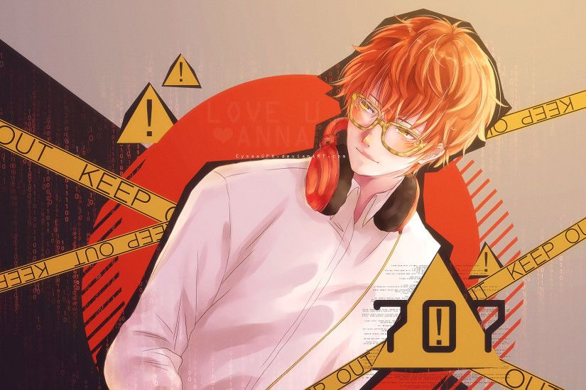 Anime - Mystic Messenger Wallpaper