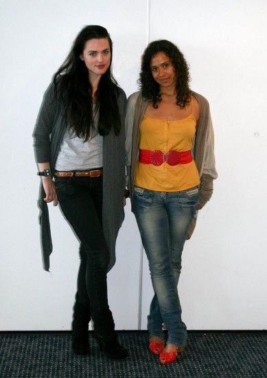 Katie McGrath and Angel Coulby images Angel and Katie HD wallpaper and  background photos