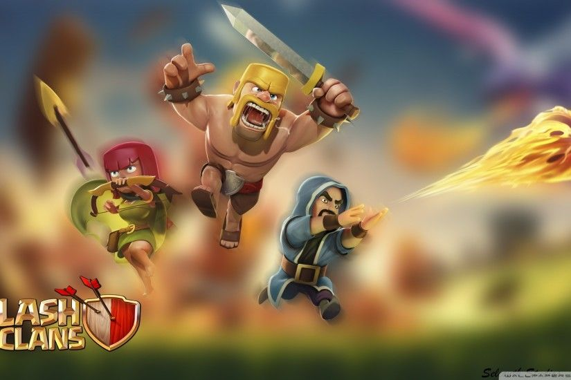Clash of Clans Wallpapers ·① WallpaperTag