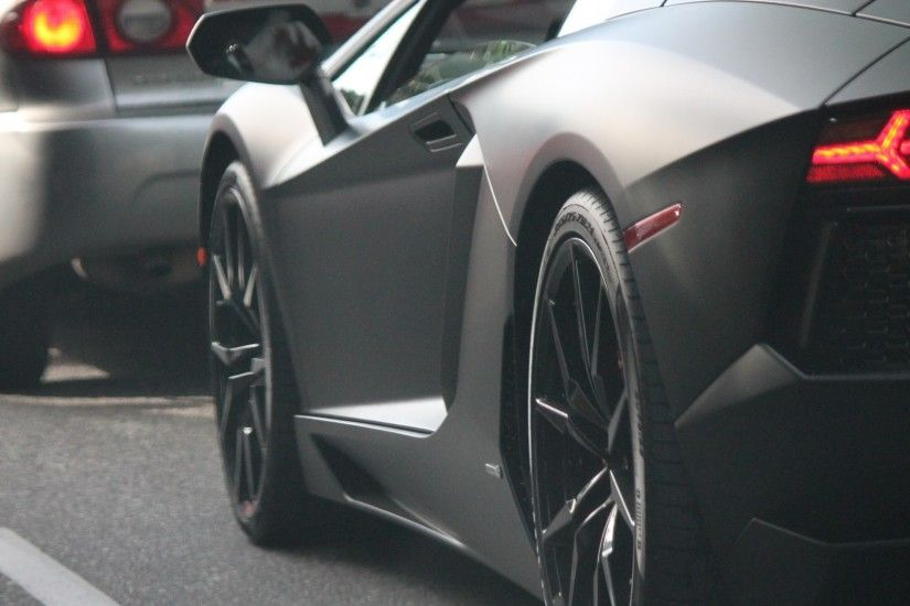 Preview wallpaper lamborghini, lights, wheel, supercar 1920x1080