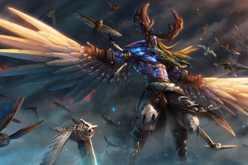 malfurion-stormrage-world-of-warcraft-game-hd-wallpaper-1920x1080-6739.jpg  (1920×1080) | Blizzard | Pinterest | Character ideas