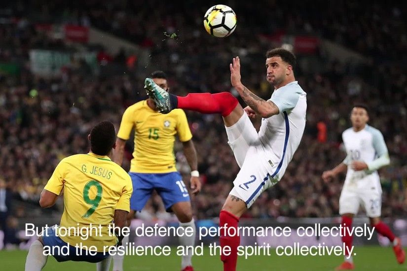 England 0-0 Brazil analysis: Southgate laying foundations for future as  England stop Neymar and Co | London Evening Standard