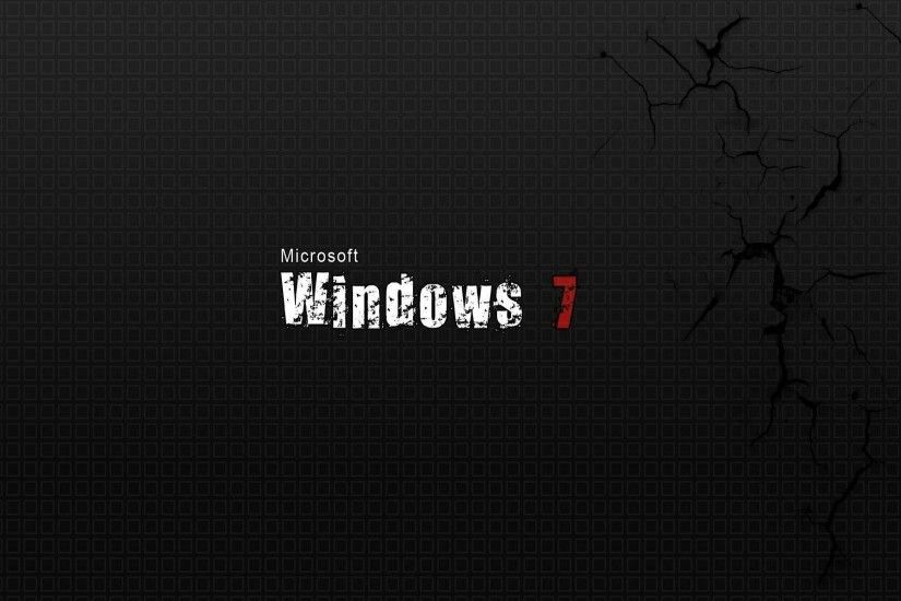 Windows 7 Red Wallpapers - Full HD wallpaper search