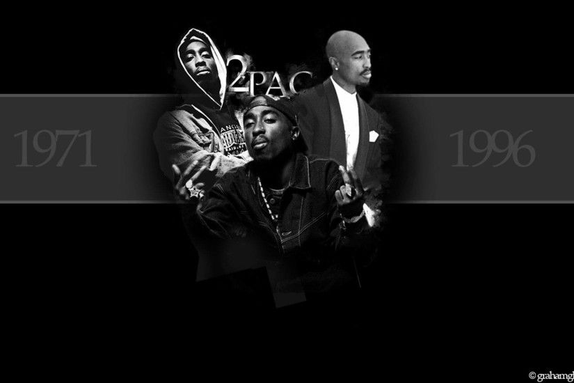 2Pac Shakur Rest In Peace Photo Wallpaper - 2pac Wallpaper