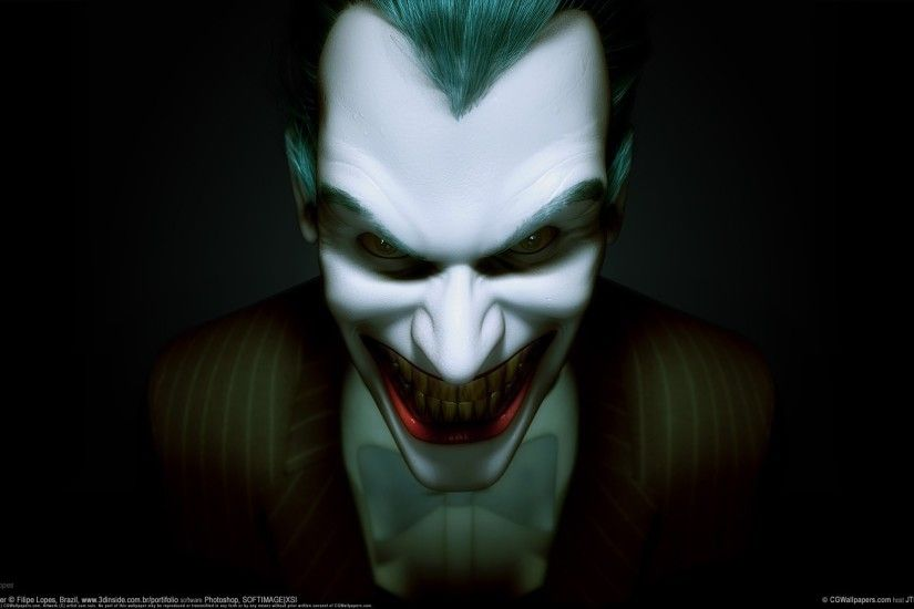 scary joker Wallpaper Background | 20057