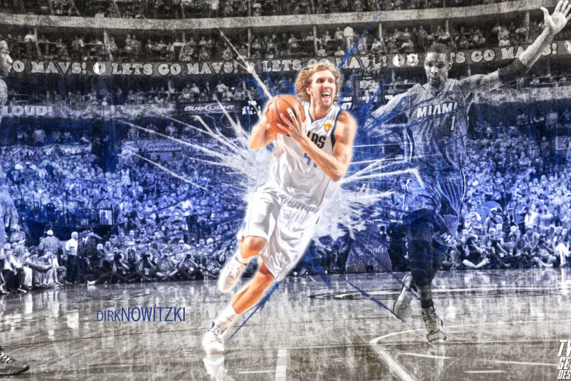 Awesome Dirk Wallpaper (Source in Comments) : Mavericks