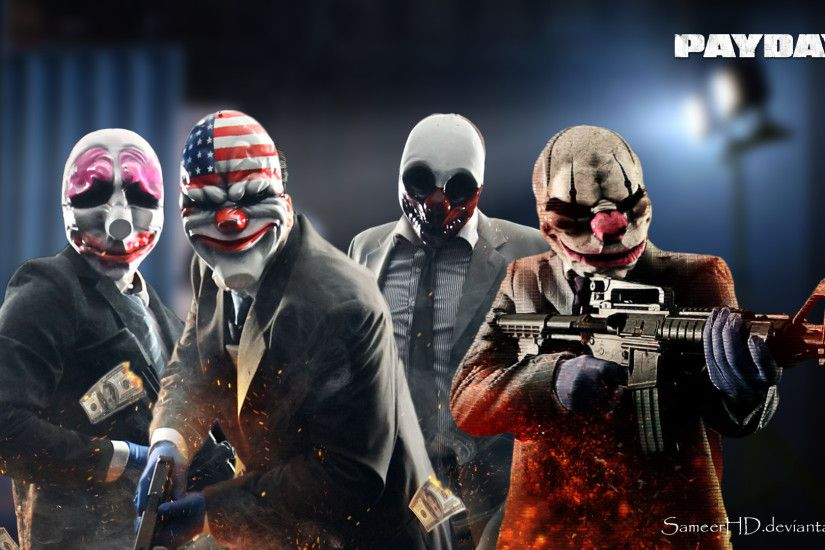 Payday 2 Wallpapers, 39 Payday 2 Computer Photos