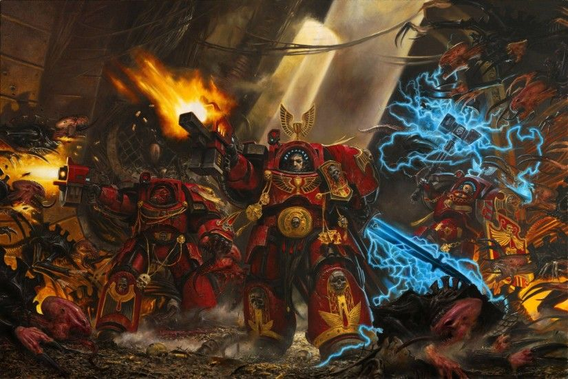 Warhammer Computer Wallpapers, Desktop Backgrounds 2500x1667 Id: 88068