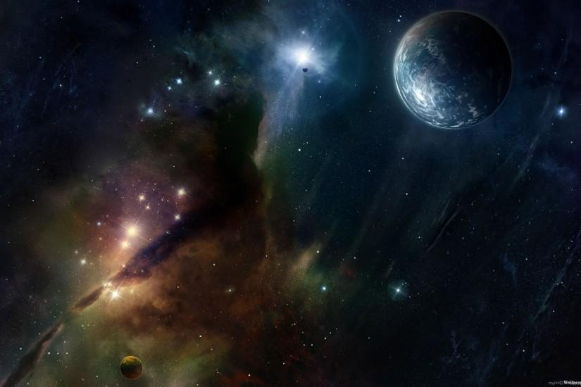 HD Wallpapers of Space