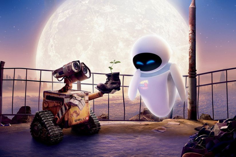 WallE robot Wallpapers · K HD Desktop Backgrounds Phone Images 2141×1396 Wall  E Wallpaper