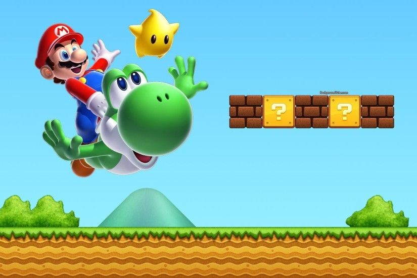 Cool Mario Backgrounds - Wallpaper Cave