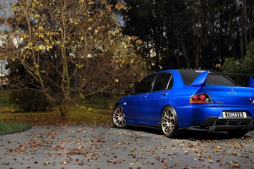 car, Mitsubishi Lancer Evo IX Wallpapers HD / Desktop and Mobile Backgrounds