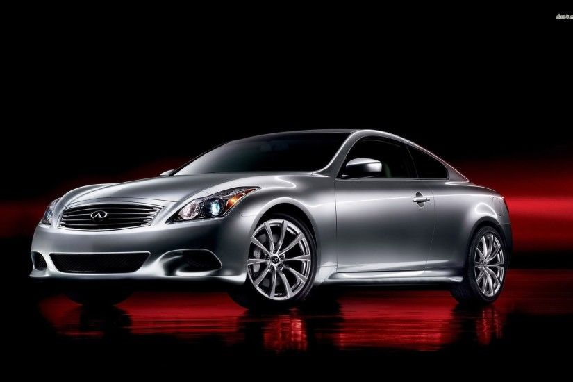 Infiniti G37 Coupe Wallpaper HD 8 - 1920 X 1200