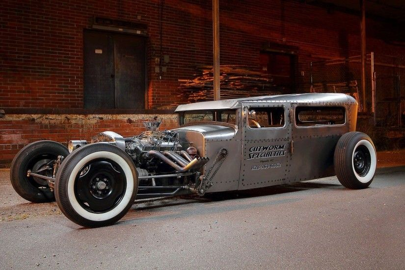 Rat Rod Wallpaper 11 - 1920 X 1080