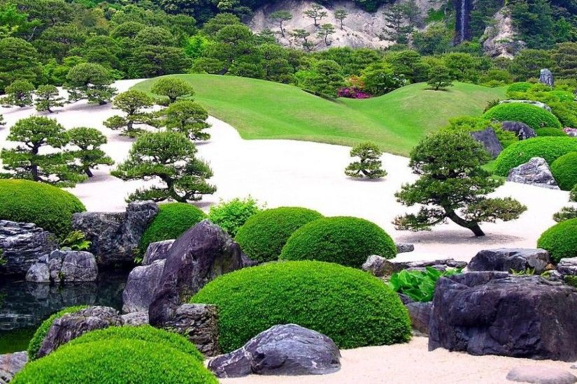 Japanese Gardens Wallpapers Wallpaper Cave