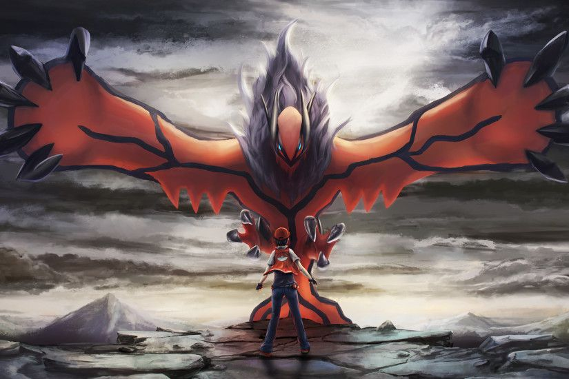 Anime - Pokémon Yveltal (Pokémon) Wallpaper